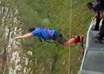 BIlls big bungee jump